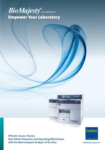 BioMajesty® JCA-BM6010/C