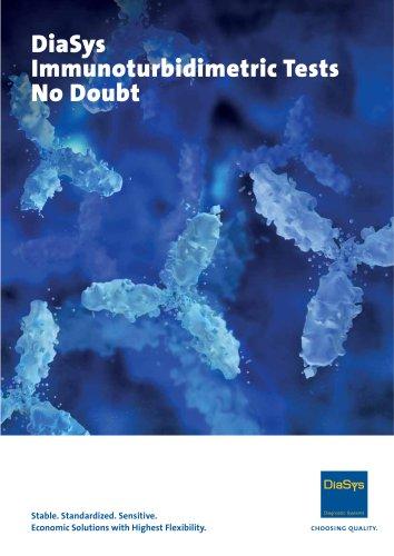 Immunoturbidimetry
