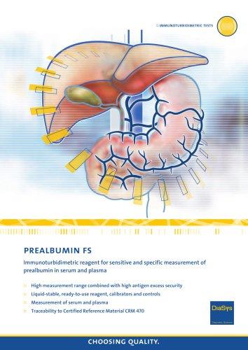 Prealbumin FS