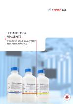 Hematology Reagents