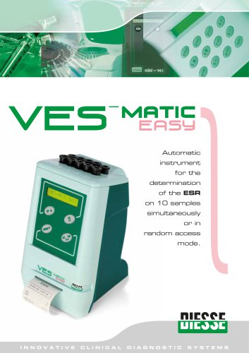 VES-MATIC EASY
