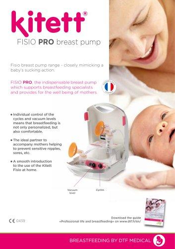 FISIO® PRO breast pump
