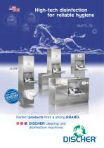 High-tech disinfection for reliable hygiene