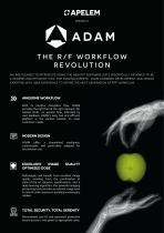 ADAM: THE R/F WORKFLOW REVOLUTION