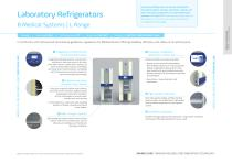 B Medical Systems Laboratory Refrigerators - 3