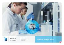 B Medical Systems- Medical Refrigeration