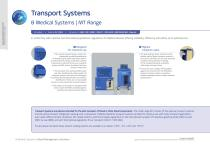 B Medical Systems Transport Systems - 2