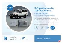 Refrigerated Vaccine Transport Vehicle - 1