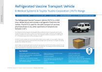 Refrigerated Vaccine Transport Vehicle - 2