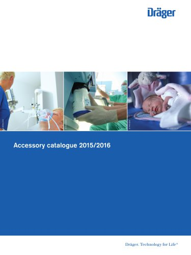 Accessory catalogue 2015/2016