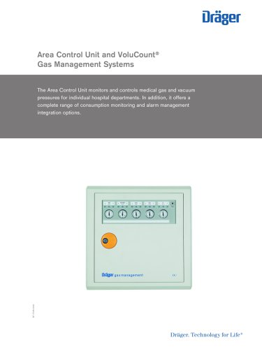 Area Control Unit and VoluCount®
