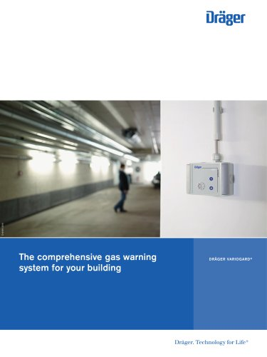 The comprehensive gas warning system for your building