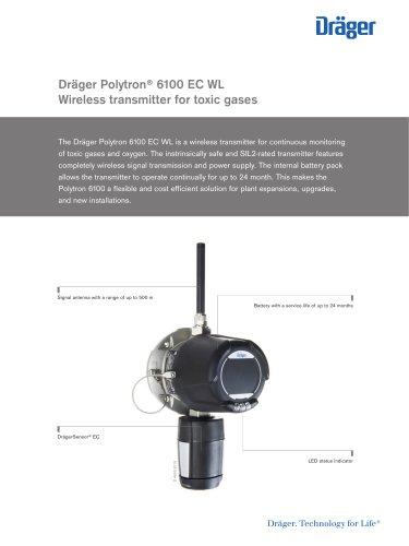 Dräger Polytron® 6100 EC WL