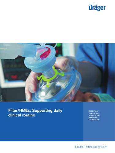 Filter/HMEs: Supporting daily clinical routine