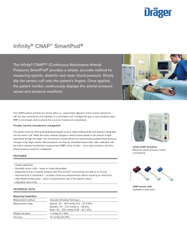Infinity® CNAP SmartPod®