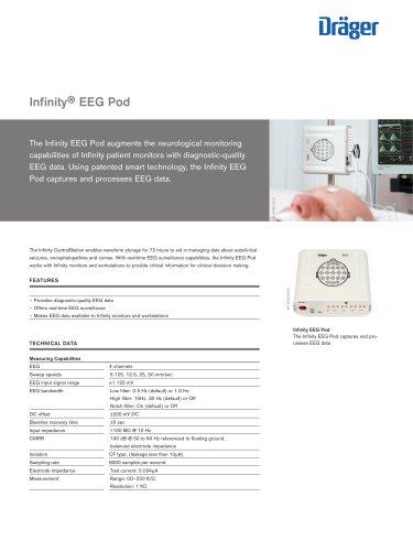 Infinity® EEG Pod