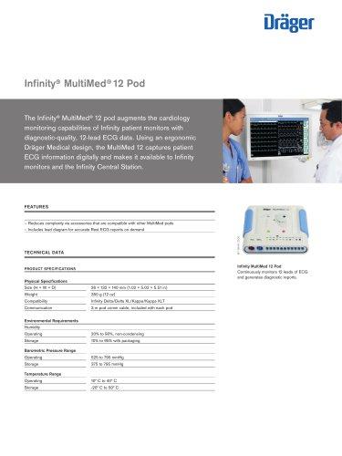 Infinity® MultiMed® 12 Pod