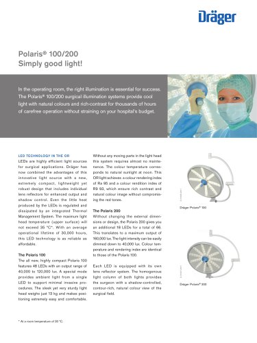 Polaris® 100/200