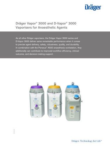 D-Vapor® 3000