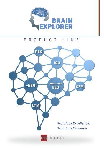 Brain Explorer - EEG Product Line