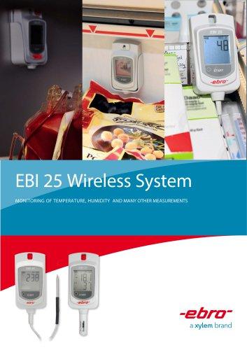 EBI 25 Wireless System