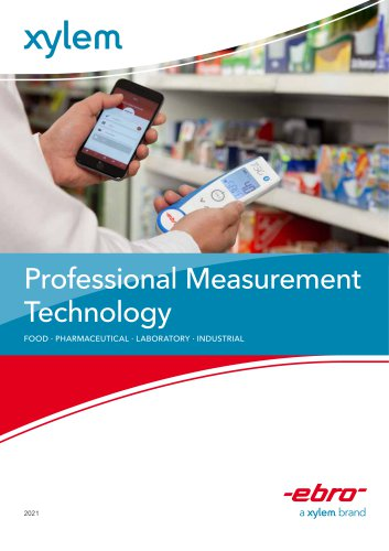 Professional Measurement Technology