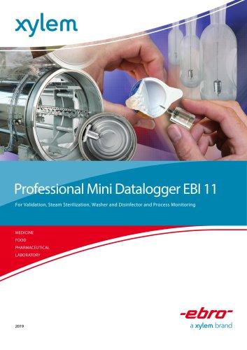 Professional Mini Datalogger EBI 11
