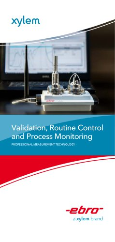 Validation, Routine Control and Process Monitoring