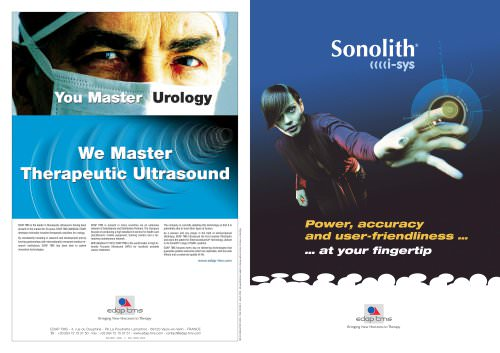 Sonolith® i-sys