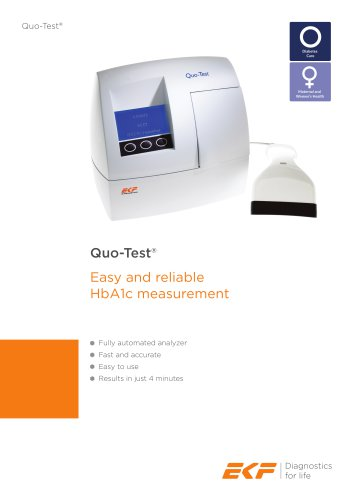 Quo-Test Product Sheet (English)
