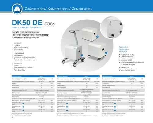 DK50 DE easy