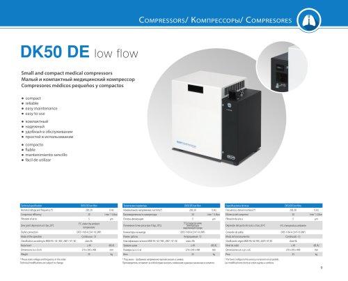 DK50 DE - LOW FLOW