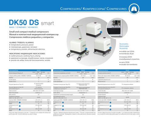 DK50 DS - SMART