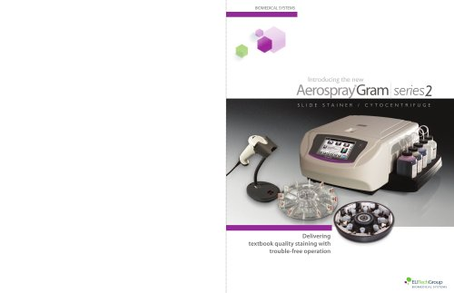 Aerospray® Gram Series 2 brochure