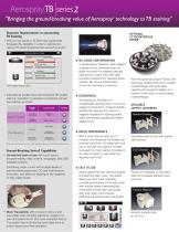 Aerospray® TB Series 2 - Brochure - 2