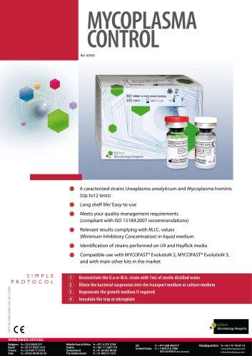 Mycoplasma Control Brochure