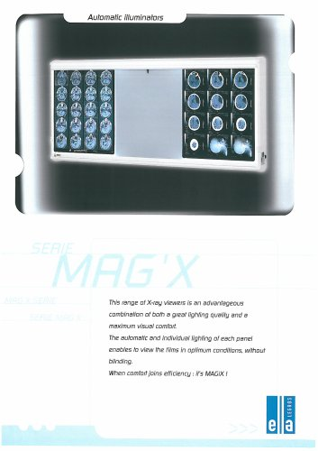 Mag-X - X-ray film viewer