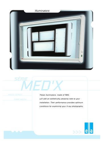 Med'X - X-ray fim viewer