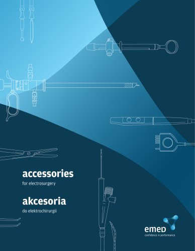 Accessories for electrosurgery