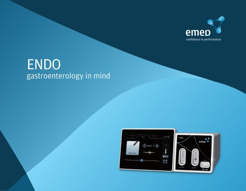 Endo - gastroenterology in mind