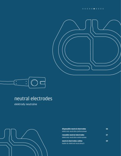 neutral electrodes