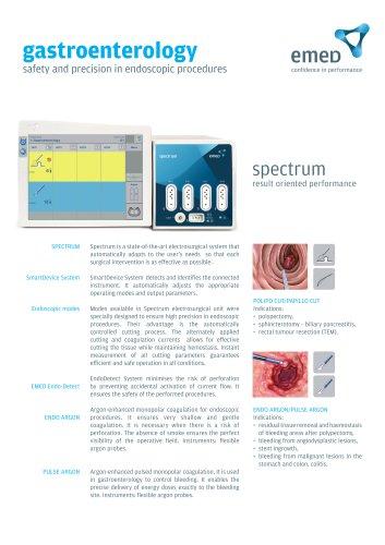 Spectrum - Gastroenterology