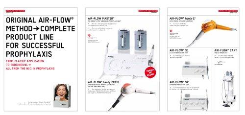 AIR-FLOW® Range Brochure