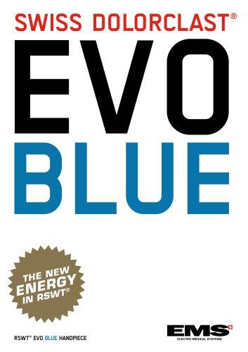 Brochure EVO BLUE Handpiece