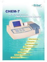 Erba Chem 7 - 1