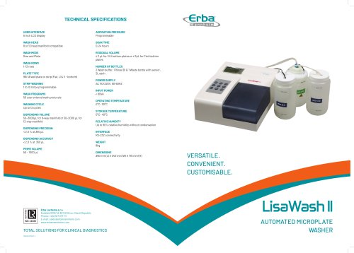 Erba Lisa Wash
