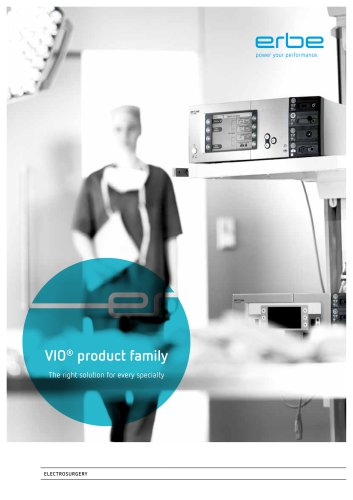 VIO product family