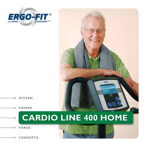 CARDIO LINE 400 HOME
