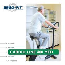 ERGO CARDIO LINE 400 - 1