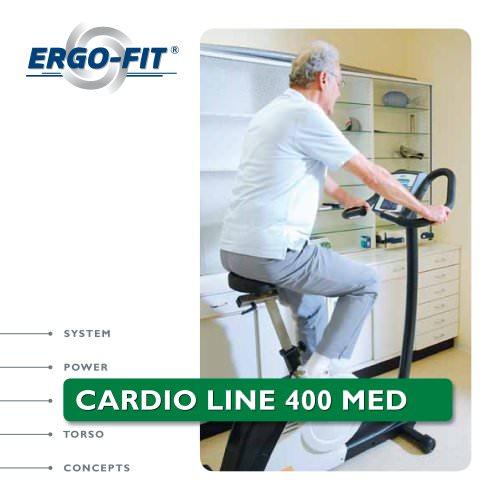 ERGO CARDIO LINE 400